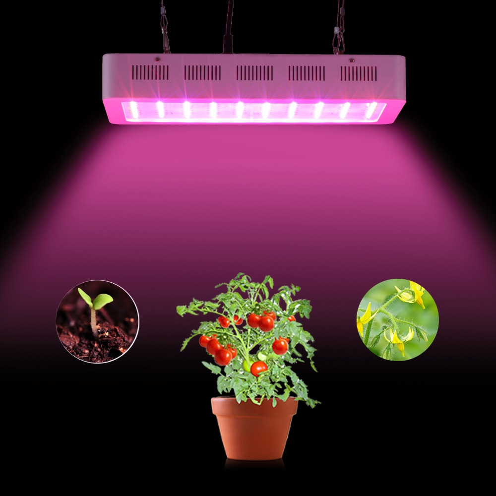 Dimmable 300W led grow light with IR Factory direct sale Full Spectrum LED Grow Lights Grow Leds For Indoor Flower veg Plant ms max ms800a