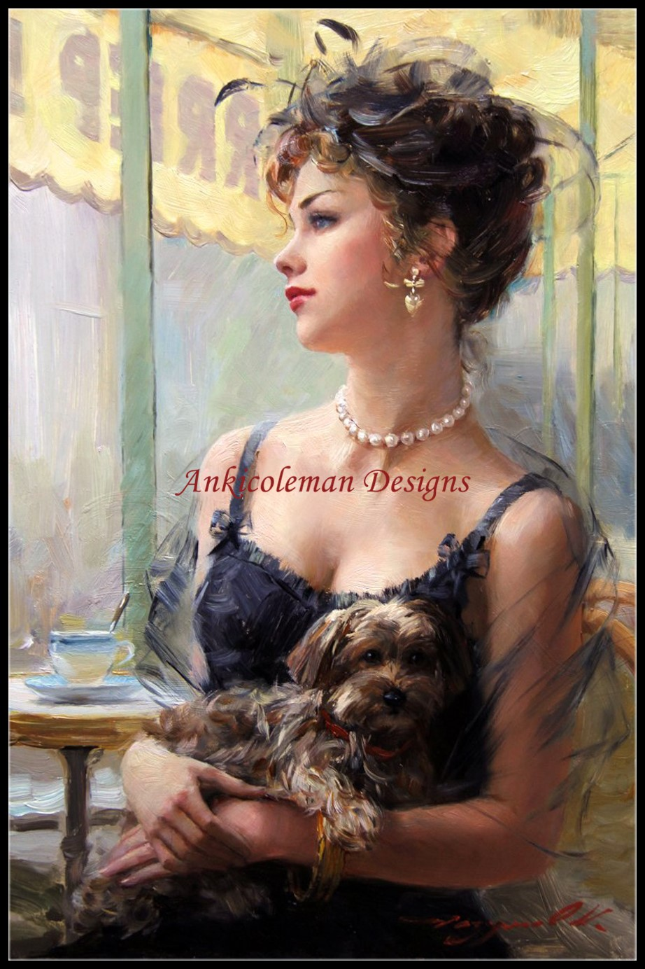 Needlework for embroidery DIY Crafts DMC Color High Quality - Counted Cross Stitch Kits 14 ct Oil painting - Waiting GirlNeedlework for embroidery DIY Crafts DMC Color High Quality - Counted Cross Stitch Kits 14 ct Oil painting - Waiting Girl