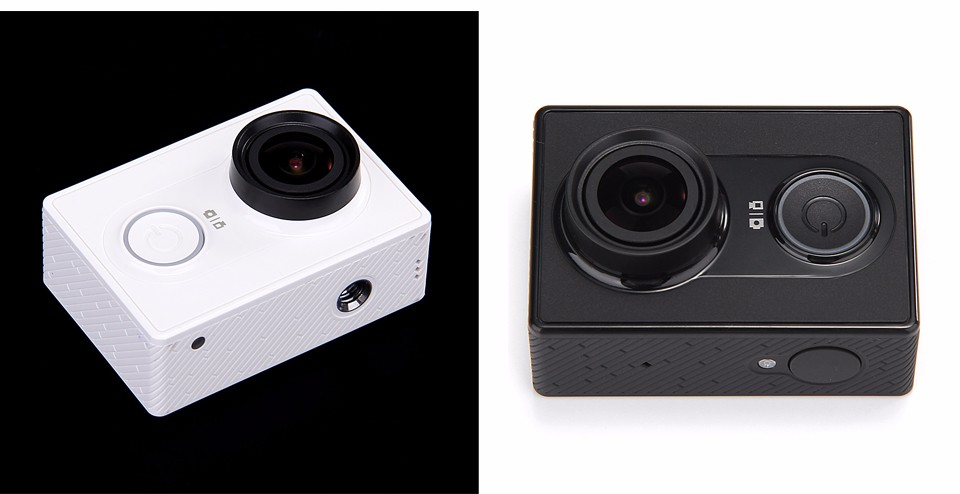 [International Edition]Original Xiaomi YI Action Camera Xiaoyi 1080P Sports Camera WiFi 3D Noise Reduction 16MP 60FPS Ambarella 31