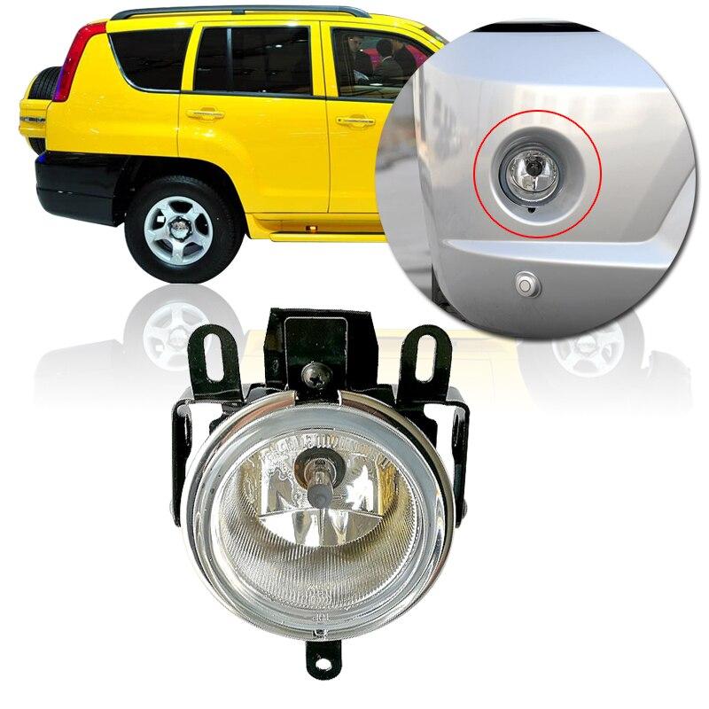 CAPQX Car Styling Fog Lamp for Mitsubishi CS6 2007 2008 2009 2010 2011 2012 2013 2014 Fog Light Front Driving Light Lamp