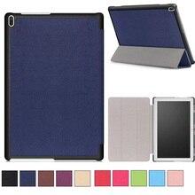 Ultra Slim Smart Flip case Cover for font b Lenovo b font font b Tab4 b