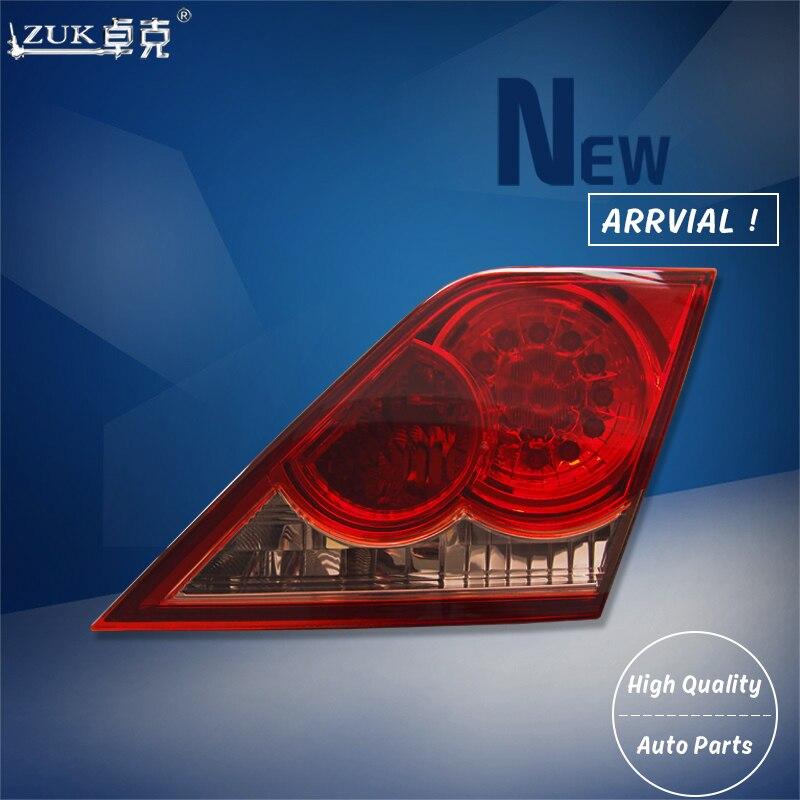 ZUK Brand New High Quality Inside Left Right Tail Light Tail Lamp Rear Light Brake Light