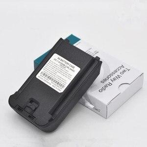 Image 3 - Oryginalny 5XAA opakowanie na baterie przypadku dla Wouxun KG UV8D KG UV8Dplus KG 2A 4
