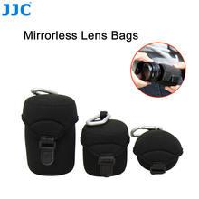 Jjc deluxe неопреновый чехол для объектива сумка canon 18 150