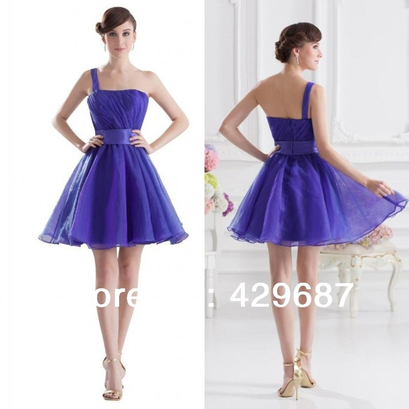 High Quality Purple Party Dresses for Juniors-Buy Cheap Purple ...