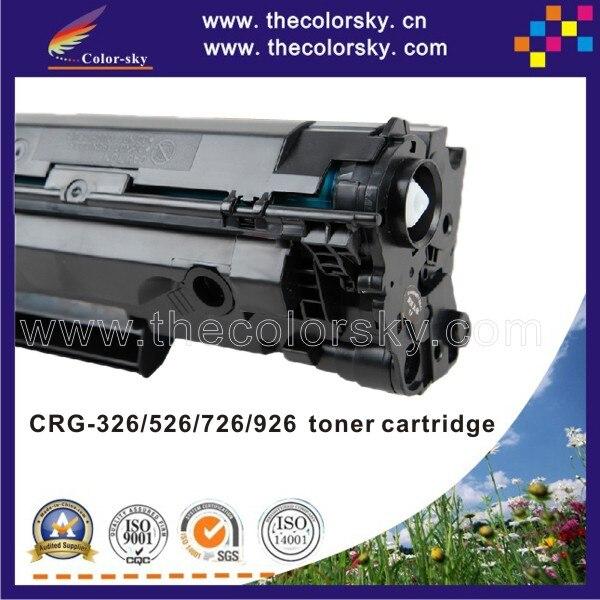 (CS-H278A) Bk toner laserjet printer laser cartridge for canon CRG326 CRG526 CRG726 CRG926 LBP6200 LBP6200D MF4570 2k free Fedex yellow led on off rocker switch w terminal protector set for electric appliances 2 pcs