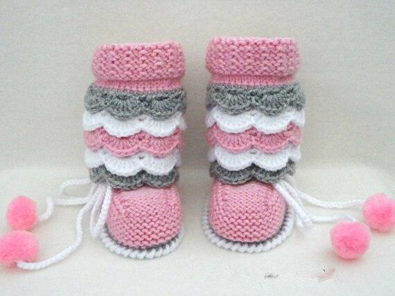 Crochet Shoes Toddler