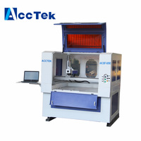 20W 30W desk Fiber Laser Etching Marking Machine with Moving mark head for Big large Size Material