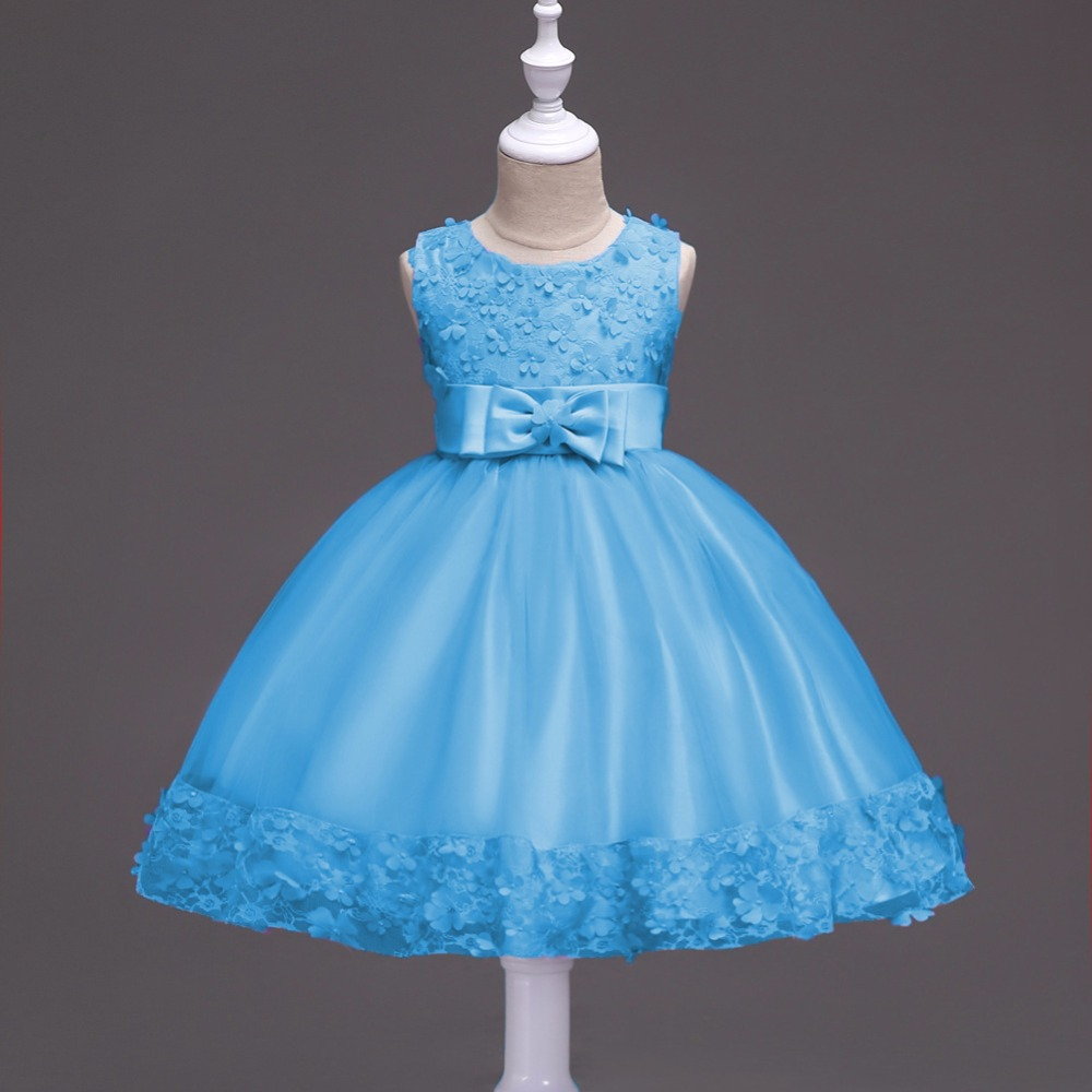 Aliexpress.com : Buy Newborn Princess Dresses For Girls Lace Baby ...