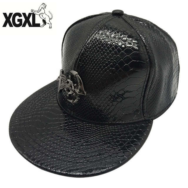 90a9f45b427 2018 High Quality PU Leather Unisex Baseball Cap Women Vintage Anchor  Snapback Hat For Men Casual Hip Hop Caps Couples Hat