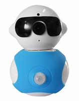 HD 2MP 1080P Wireless Intercom IP Camera IR Night Vision Baby Monitor