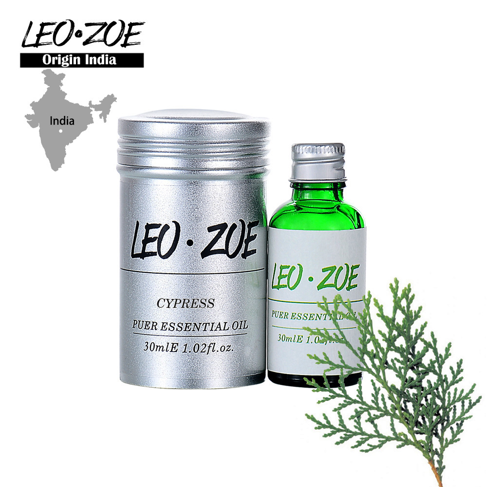Well-Known Brand LEOZOE Cypress Essential Oil Certificate Of Origin India Aromatherapy High Quality Cypress Oil 30Ml vincent arthur smith art of india 1526 1858