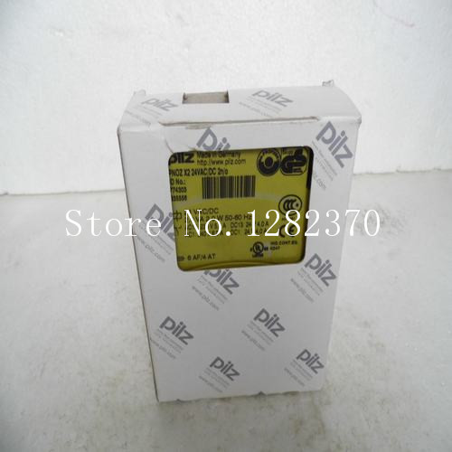 New German original authentic PILZ safety relays PZE X4V 1 / 24VDC 4n / o fix spot [sa] new original authentic special sales schmersal safety relays srb301lc b spot