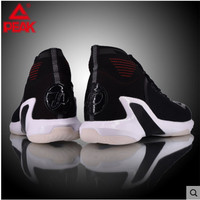 Basketball shoes high to help Parker five generations Plus wear resistant breathable cushioning sports shoes E82323A