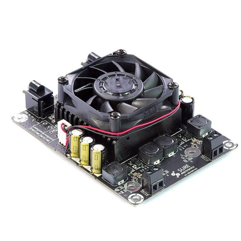 2x100W Class D TDA7498 digital audio amplifier board stereo HIFI 2.0 Power amplifiers