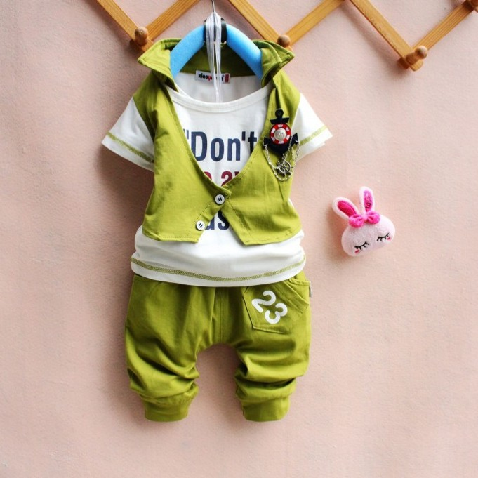 new 2016,baby boy clothes,summer,children clothing set,kids clothing,baby wear,sport suit,kid T-shirt + pants set three colors kid baby unisex clothes set kids mini summer children handsome boy avatar vest clothing regular fille sleeveless