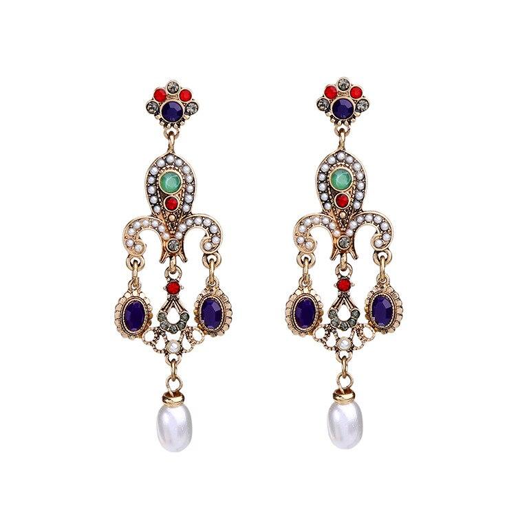 Popular Royal Blue Chandelier Earrings-Buy Cheap Royal Blue ...:royal blue chandelier earrings,Lighting