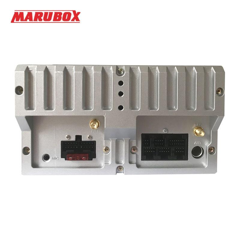 Lecteur multimédia de voiture MARUBOX 701DT3 pour Toyota Universal 2DIN, Quad Core, Android 7.1, 2 GB RAM, 32 GB, GPS, Radio, Bluetooth, pas de DVD - 6