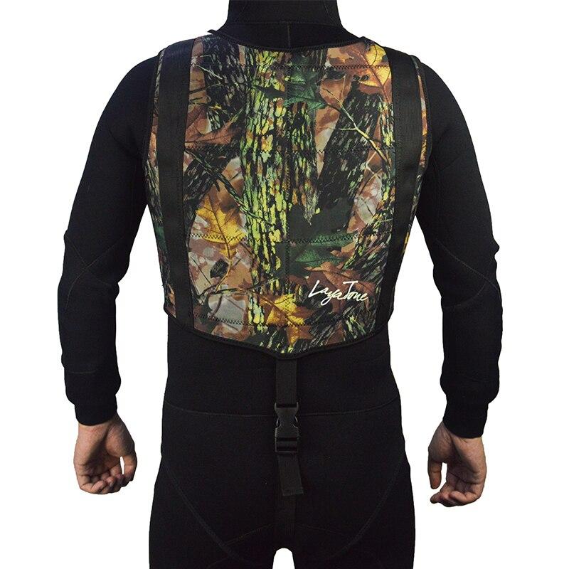 Sargan cressi mares spearfishing weight vest wetsuit drop vest load vest scuba diving underwater hunting01