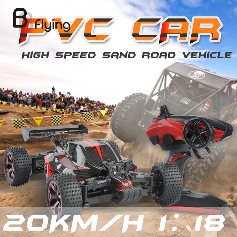 ФОТО Electrotops ET06B 1:18 2.4Ghz 4WD Speed Radio Electric RC Car Off Road RTR