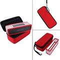 EVA Viagem Carry Storage Case Box Cover + TPU Silicone Macio da Tampa Do Caso Para Bose Soundlink Mini/Mini 2 sem fio Bluetooth Speaker