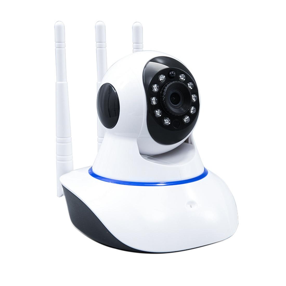 880 nouvelle haute définition Cloud stockage caméra de sécurité téléphone Mobile à distance sans fil WIFI intelligent petite caméra de Surveillance de bébé - 3