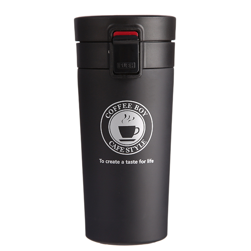 Coffee Boy Thermo Bottle Stainless Steel Vacuum Flasks For Tea Portable Thermo Mug Thermos Cup