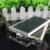 10000 mah ultra-delgado matal cargador solar solar power bank batería externa dual del usb para iphone ipad tablet