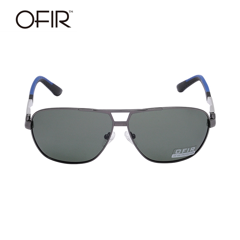 9f9a7fec02 OFIR Aviator Polarized Sunglasses Men Women Brand Designer Driving Fishing  Sun Glasses Black Frame UV400 Oculos De Sol-in Sunglasses from Apparel ...