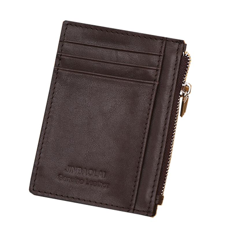 Genuine Cowhide Leather Coin Purse Men Clutch  luxury brand High Quality Vintage Designer Male Wallet  --BID069 PR49 2017 genuine cowhide leather brand women wallet short design lady small coin purse mini clutch cartera high quality