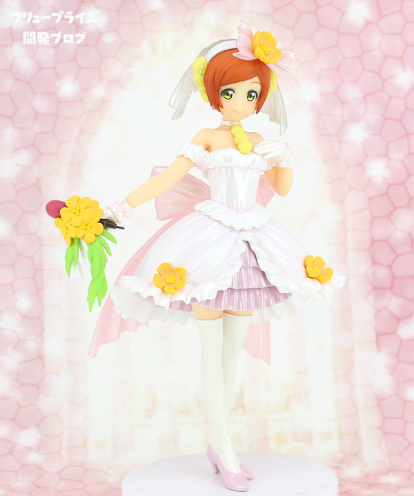 1/8 Furyu Japanese original anime figure love live Rin Hoshizora white wedding dress ver action figure collectible model toys 1/8 Furyu Japanese original anime figure love live Rin Hoshizora white wedding dress ver action figure collectible model toys