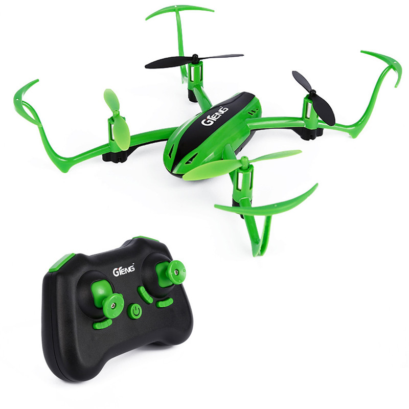 Modo GTENG T903C Quadcopte RC Helicóptero 2.4 Ghz 6 Ejes Gyro 4 Canales RC Drone