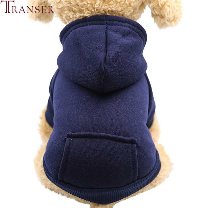 Sudaderas con capucha de invierno para perros con bolsillo y capa de ropa para mascotas 80913