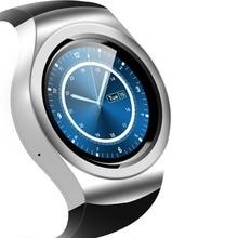 Neue smart watch v365 kreis smartwatch schrittzähler fitness tracker sim tf mobilen uhr für xiaomi meizu iphone android-handy