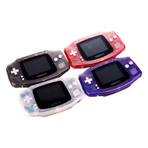 Image 4 - RS 5 רטרו נייד מיני כף יד משחק קונסולת מובנה 400 משחקים קלאסיים 8 קצת 3.0 אינץ צבע LCD משחק נגן