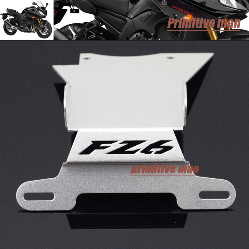 ФОТО For YAMAHA FZ6 N/S FZ6N FZ6S FZ-6N 2004-2009 Motorcycle Tail Tidy Fender Eliminator Registration License Plate Holder