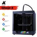 2019 el más nuevo diseño Flyingbear-Ghost4 3D impresora completo de marco de metal de alta precisión 3d Diy kit de impresora de plataforma de cristal Wifi