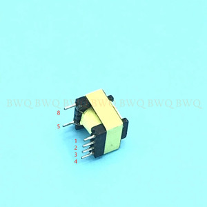 Image 3 - 50pcs/lot BWQ EE10 A1 Switching Power Supply High Frequency Transformer 220V to 5 12V Maximum Output 3W