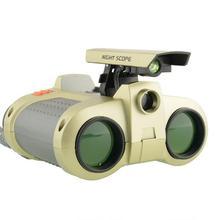 4×30 ночного видения наблюдения область бинокль телескоп зритель шпион безопасности область бинокль телескоп