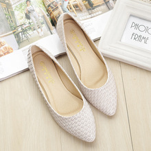 Womens Boat Shoes Ballet Flats Ladies Slip-on Casual Loafers Woman Sexy Elegant Basic Pointed Toe Party Wedding Best Sellers