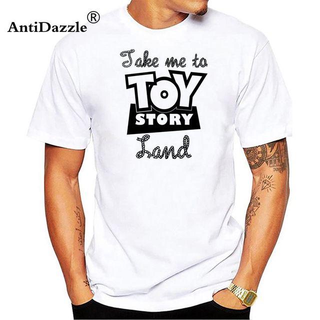 16ec19981f7 Toy Story men brand T Shirt fashion cool cotton T-shirt man Novelty Tshirt  pattern clothes raglan sleeve top tees