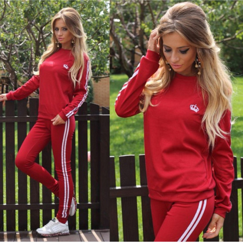 Tracksuit Sports Suit Women Jogging Set Sport Wear Women Fitness Bodybuilding Female Sport Suit Jogging Suits