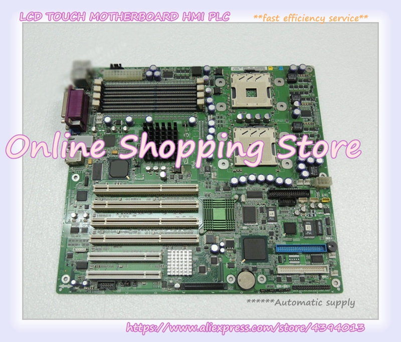 SE7501BR2 industrial motherboard 100% tested perfect quality ga 6vx7 1394 industrial motherboard 100% tested perfect quality