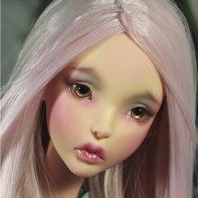 Bjddoll 1/4 alta qualidade moda boneca premium resina livre olhos