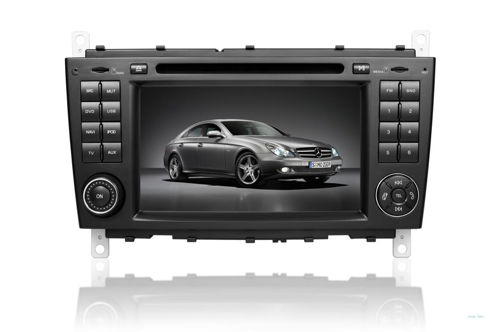 Online buy wholesale c class mercedes benz from china c for Mercedes benz car stereo