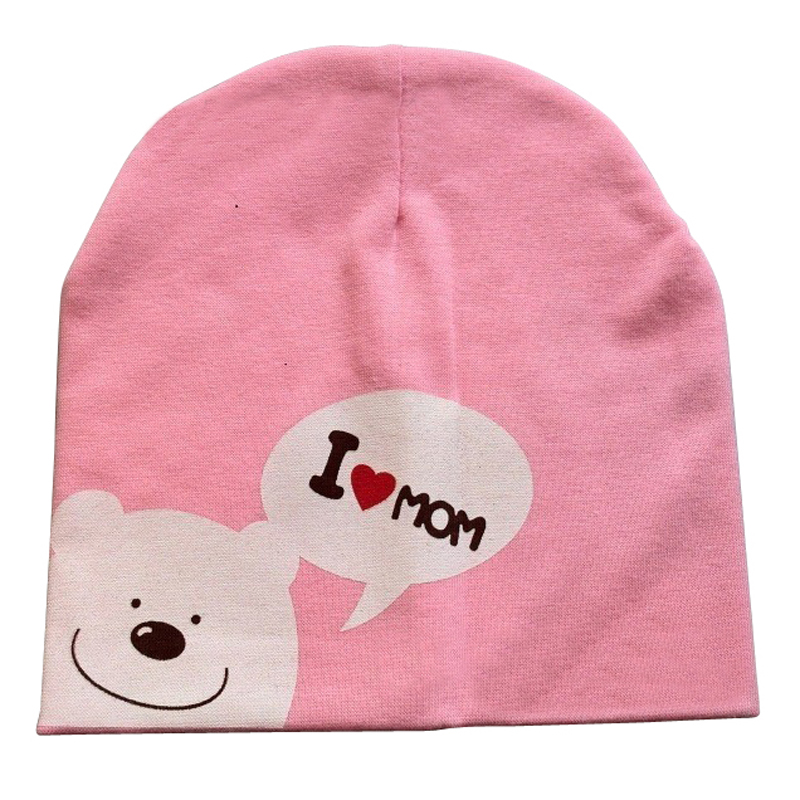 Cute Spring Autumn Baby Hats Crochet Warm Unisex Bear Infant Baby Hat Girl Boy Cap Baby Beanie Hats Photography Props