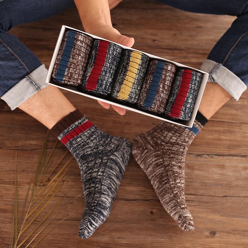 Socks men A271 home wear cotton socks 4 seasons solid quality
