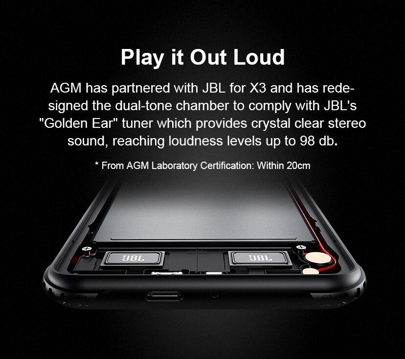 Smartphone 4100mAh Rugged NFC 17