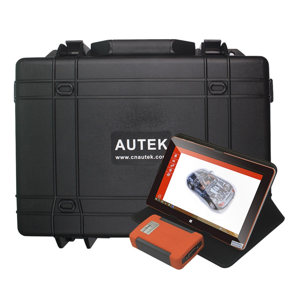 Autek PCI A6 Professional Diagnostic Tool Super Scanner for AUDI BMW Chery OBD2 Code Reader Multi
