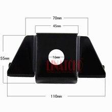Black Car antenna Mount Trunk lid hatchback mount bracket Mobile Radio antenna SO239 connector
